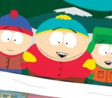 Game Informer cover of South Park: The Game