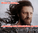 HBO Go, Game of Thrones
