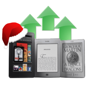 Kindle sales