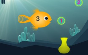 MotionMath Hungry Fish