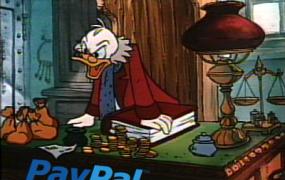 Scrooge McDuck, Disney Christmas Carol