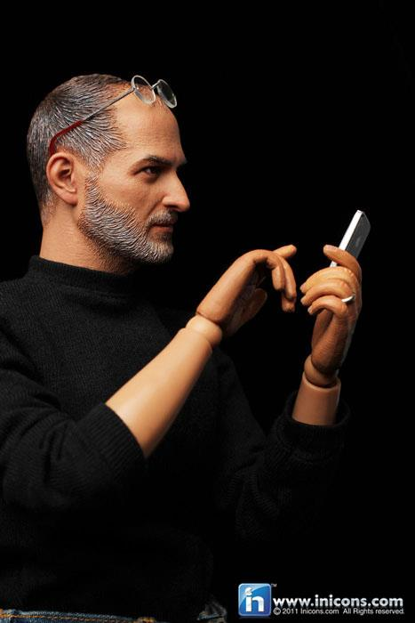"Steve Jobs 12"" action figure"