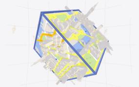 Google Map Game