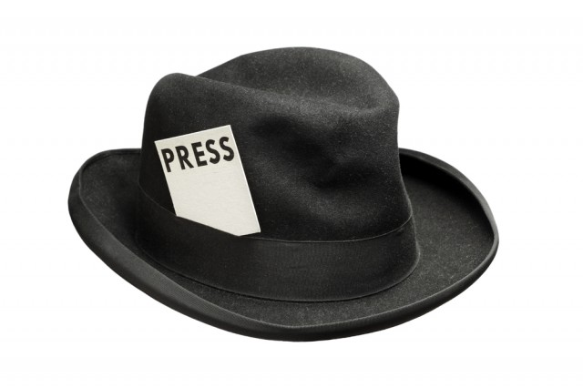 Press card