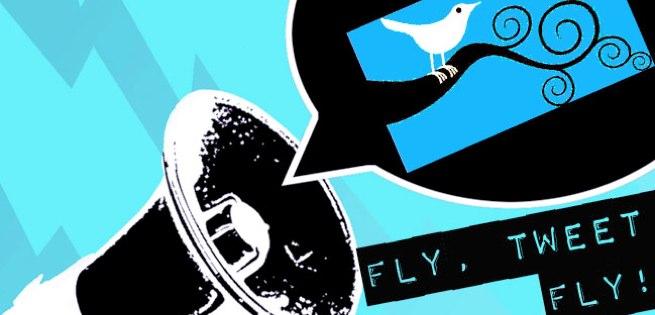 fly tweet
