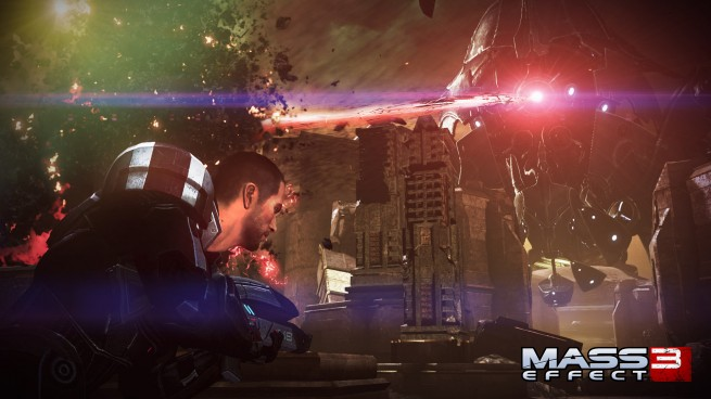 Mass Effect 3 endings, romances, deaths