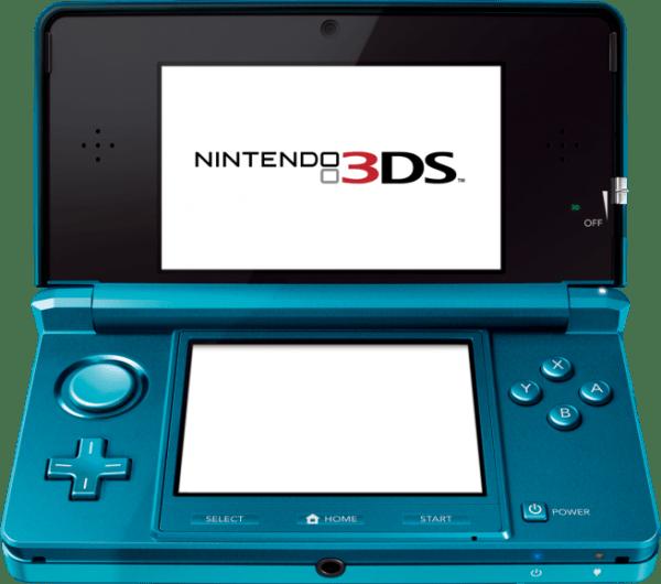 Nintendo 3DS - Wide