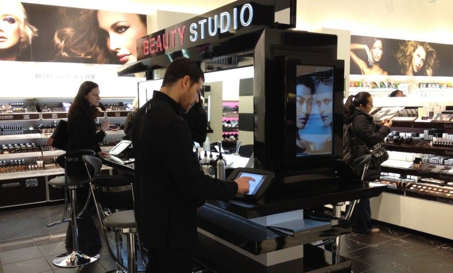 Sephora iPads