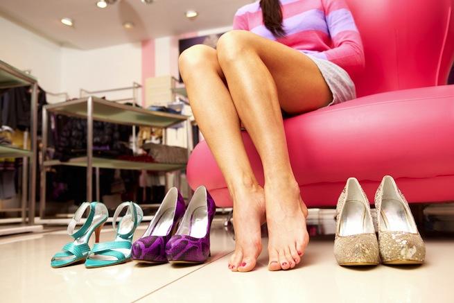 ss shoe shopping