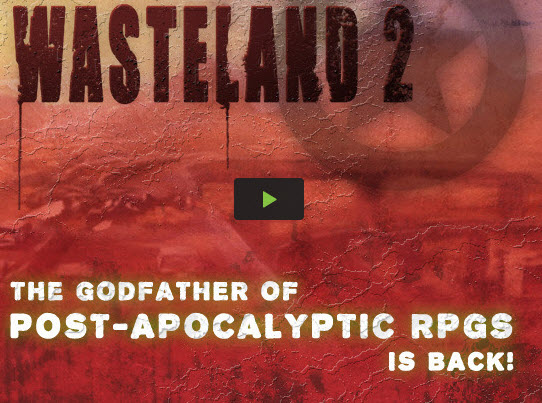 Brian Fargo revives Wasteland 2