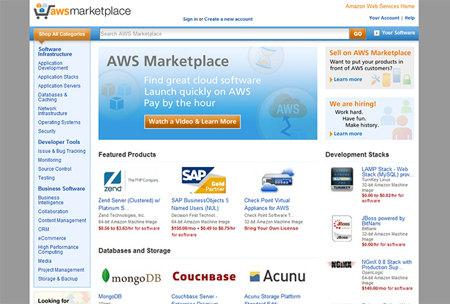 amazon-aws-marketplace