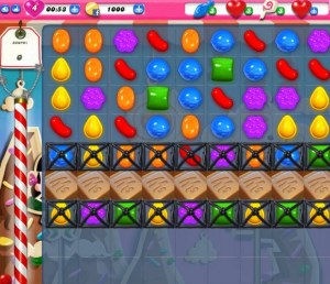King's Candy Crush Saga.