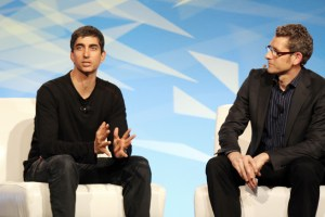 Google's David Lawee speaks at DEMO Spring 2012 with Matt Marshall