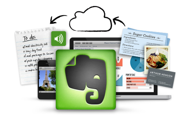 evernote-funding