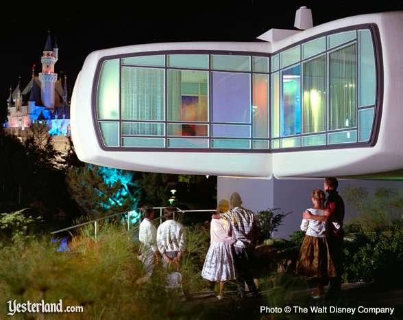 House of Tomorrow, Disney