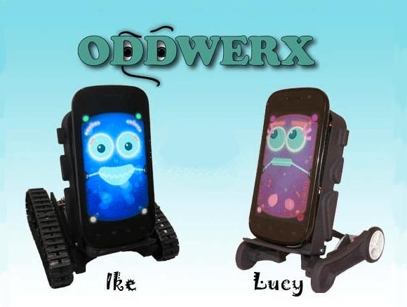 oddwerx robots