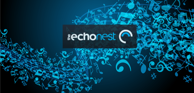 The Echo Nest, music