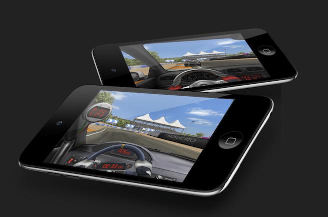 Apple iPhone Gaming
