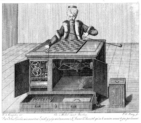 Mechanical Turk combines human intelligence with computing