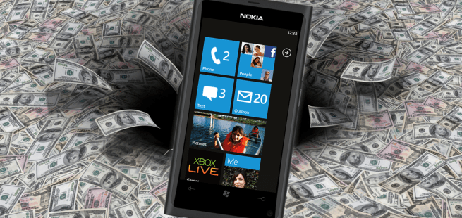 nokia lawsuit windows phone sales