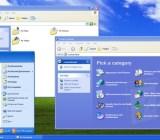 Windows XP screenshot