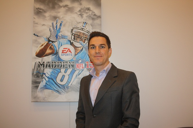 New CEO Andrew Wilson