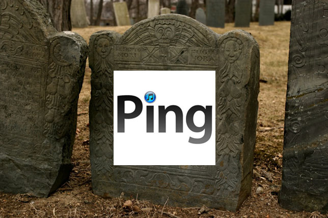 Apple kills off Ping