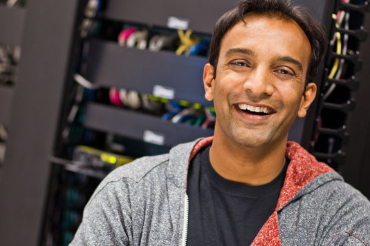 DJ Patil, vice president of product at RelateIQ