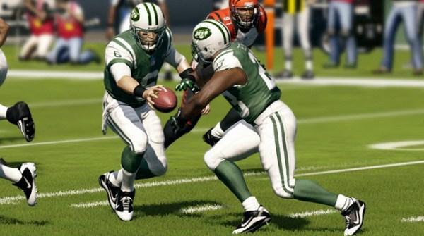 Madden NFL 13 - Jets
