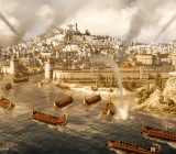 Total War Rome II_Naval invasion