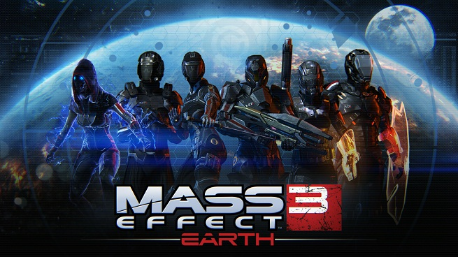 Mass Effect 3: Earth