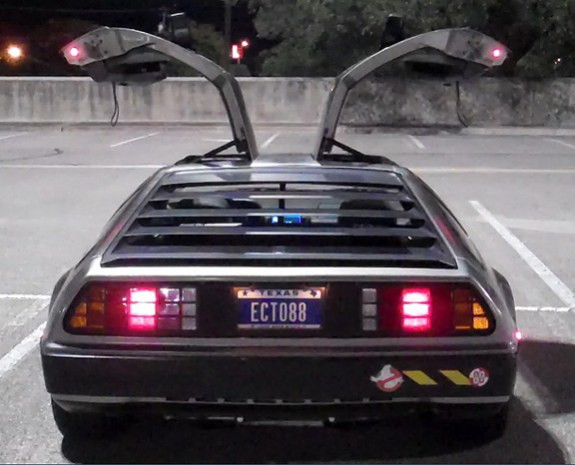 DeLorean ECTO88