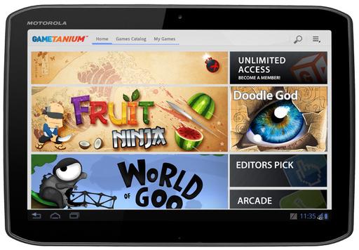 GameTanium Tablet
