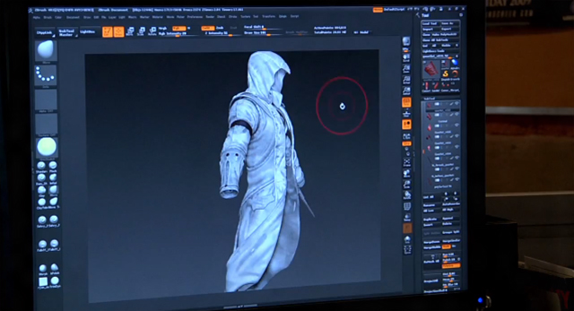 Assassin's Creed 3: Behind the scenes