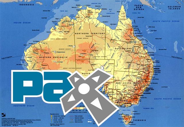PAX Australia