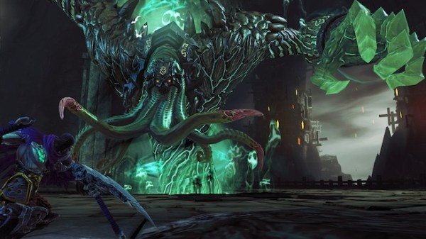Darksiders II Review The Wailing Host
