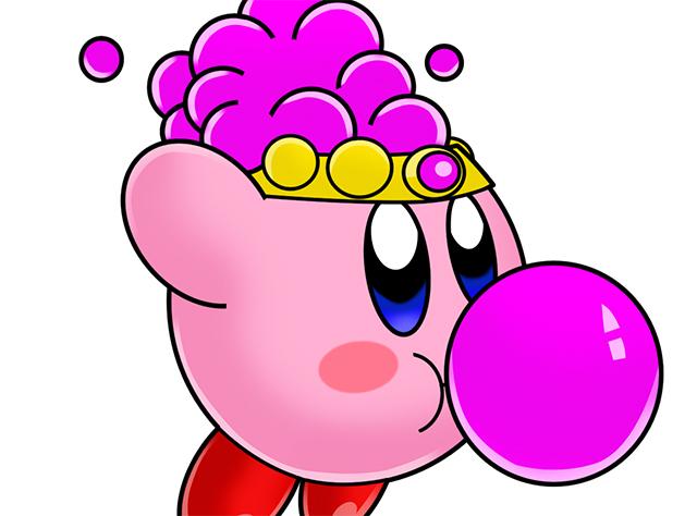 Kirby Gum