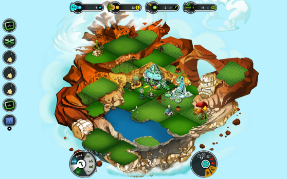 GreenSpace main island clean
