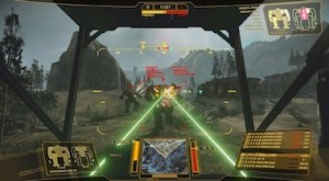 MechWarrior Online screen #1