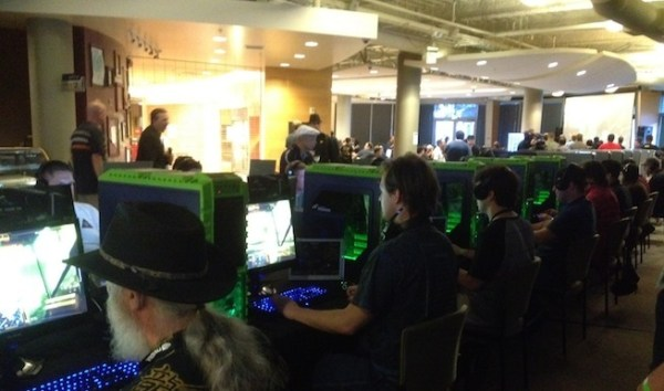 MechWarrior Online tournament