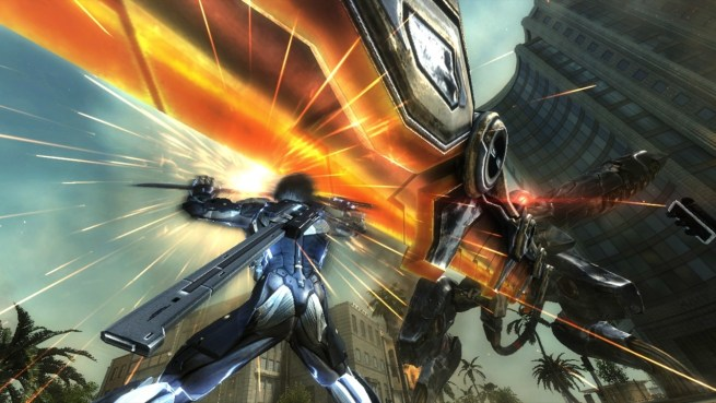 Metal Gear Rising: Revengeance 3
