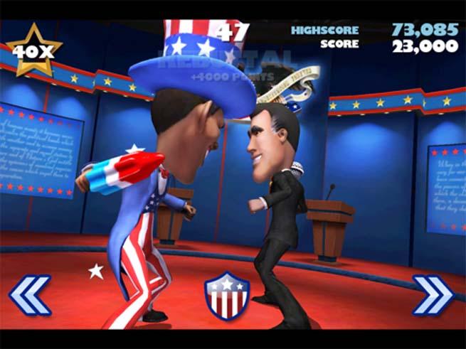 VOTE!!! The Game screenshot