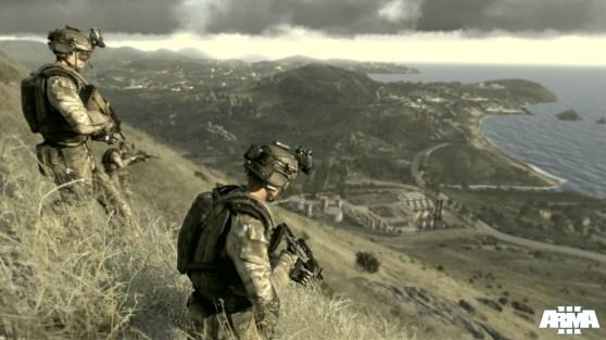 ArmA 3 hill