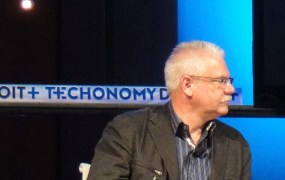 Mark Hatch, CEO of TechShop, at Techonomy Detroit