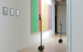Museum visit via iPad
