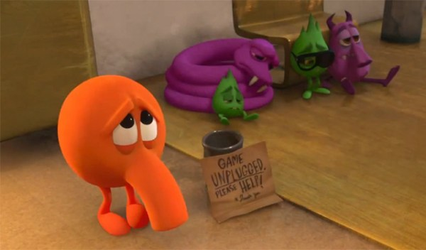 Wreck-It Ralph - Q*bert