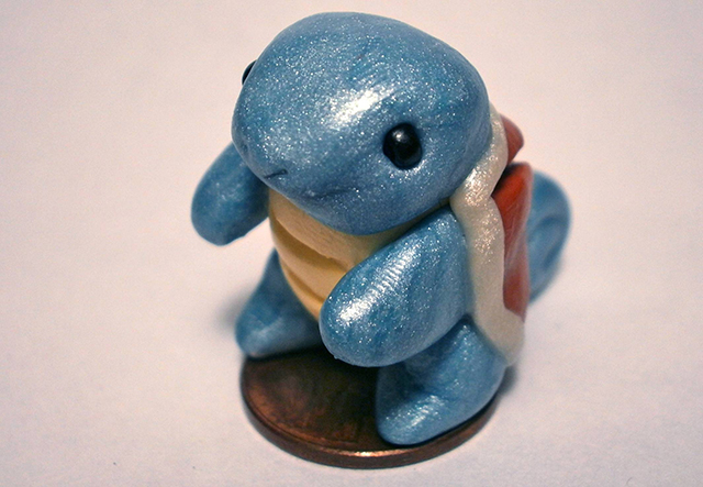 Clay Squirtle