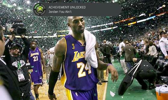 Kobe Bryant Achievement joke