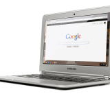Chromebooks start at $249, retail.
