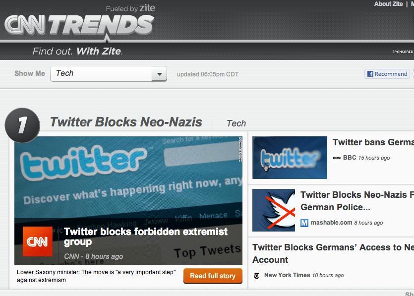 CNN Trends